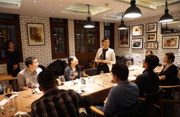 上海顶级投资人晚宴
